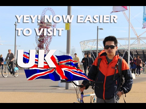 Now Easier to Visit UK from Philippines!!! Yey! London Here we come this Summer!!!