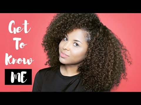 GET TO KNOW ME TAG | JAMYLA NOELLE