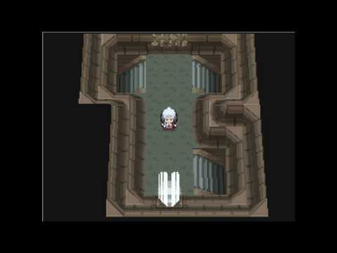 Pokemon Platinum US Version Complete Runthrough - The Unown
