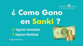¿Cómo Gano en Sanki? Plan de Compensación Sanki 2.0 (2017)
