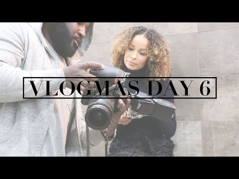 VLOGMAS DAY 6 | Bring Your Friends To Work Day | I Was A Cheerleader