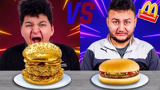 🤑 Teuer vs. 😮 Billig Mc Donalds Edition   Can Wick
