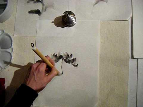 painting kiku