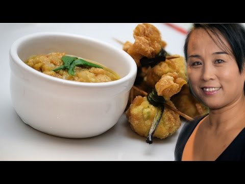 Thai Peanut Sauce (Peanut Sauce Recipe) Chinese Style Cooking