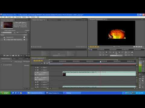 how to cut video clips in adobe premiere pro cc