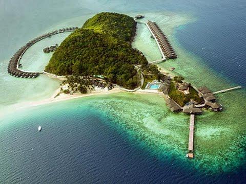 Huma Island Resort & Spa, Palawan, Philippines