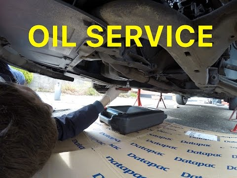 Opel/Vauxhall Astra H Oil and Filter Change 1.4 Petrol model