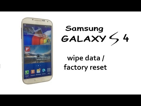 Samsung Galaxy S5 / S4 / S3 / S2 - Unlock / Reset Password, Pattern, Screen, PIN Lock