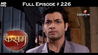 Kasam - 16th January 2017 - कसम - Full Episode (HD)
