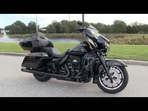 New 2016 Harley Davidson  Ultra Limited BLACKED OUT!!