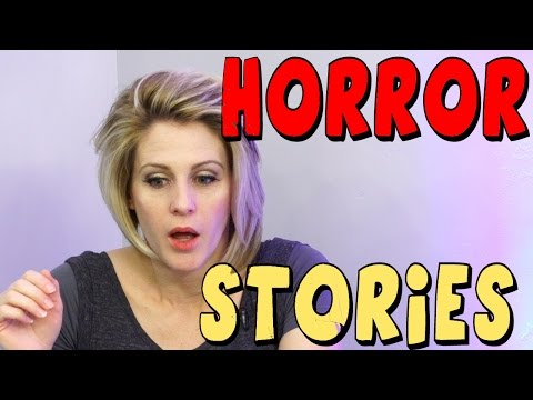 HAIRCUTTING HORROR STORIES