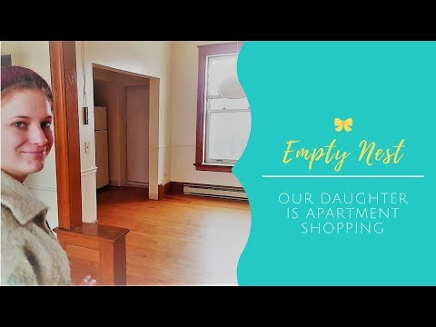 Soon to Be Empty Nesters | Our Daughter is Moving to Her Own Apartment Soon