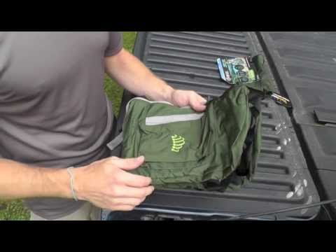 2013 Ribz Front Pack Review  - The Outdoor Gear Review
