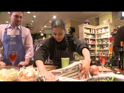 Chicago's Best Cooking Class: The Wooden Spoon