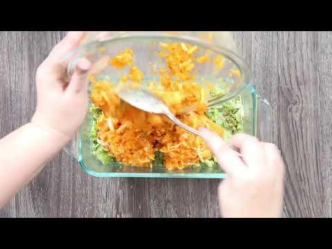 Egg Vegetable Bake Casserole - Keto Recipe + Low Carb