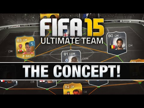 LET'S PLAY FIFA 15 - #7 'THE CONCEPT!' - FIFA 15 ULTIMATE TEAM RTG