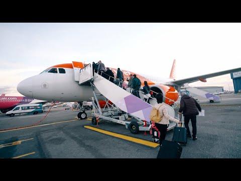 SPONTANEOUS TRIP WITH EASYJET TO MAJORCA