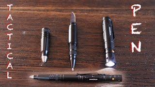 Sahara Sailor LED Tactical Pen Survival Tool Review