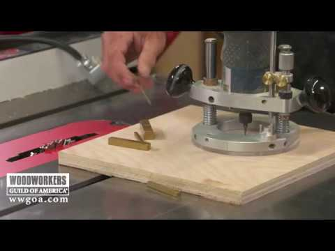 Using a Bar Stock to Set up Tools