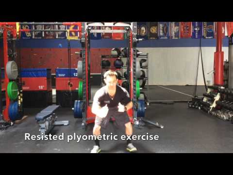 3 Exercises to Develop Power and Speed