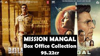 Box Office Collection of Mission Mangal, Batla House, Hobbs & Shaw, Super 30, Jabariya Jodi