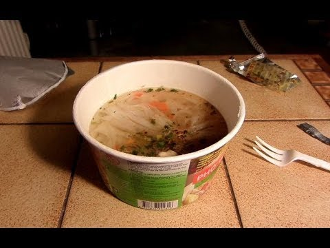 Pho Ga Mama Vietnamese Style Rice Noodles With Artificial Chicken Flavour Review