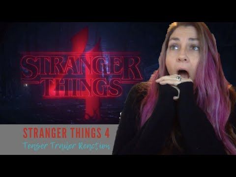 Stranger Things 4 Teaser Trailer REACTION!   From Russia With Love
