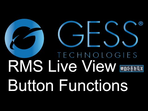 GESS Technologies - RMS LIVE VIEW FEATURES