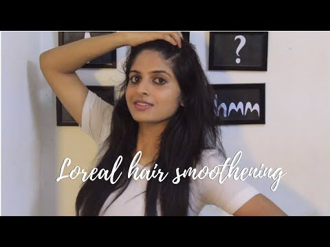 Loreal hair smoothening review (after 1 year)