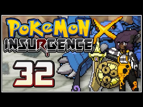 Pokémon Insurgence - Episode 32 | Kepler City Gym Anastasia