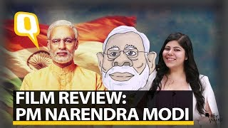 Download Film Review: PM Narendra Modi | The Quint Video