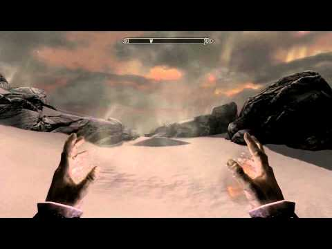 The Elder Scroll -  Skyrim  - How To Increase Your Speed