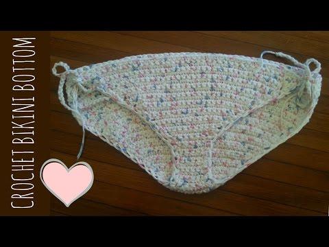 Bikini Bottom | Easy Crochet Tutorial