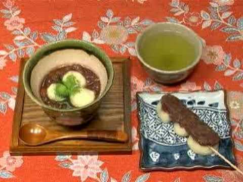 How to Make Zenzai and Anko (Japanese Red Bean Sweet Recipe) ぜんざいと餡子 作り方レシピ