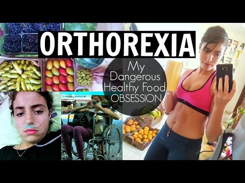 My Orthorexia Nervosa Story - Raw Till 4 HCLF Diet Almost Killed Me