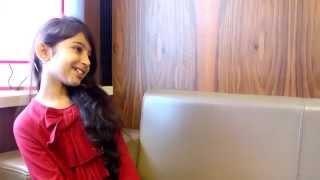 Suryan FM 93.5 - Cute Child Actress Sara talks about The Movie \