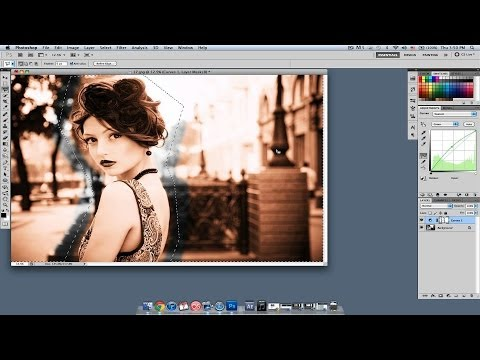 How to Change the Background Color | Photoshop Lessons