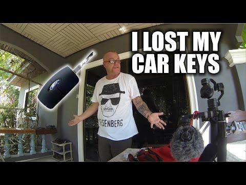 I LOST MY CAR KEYS