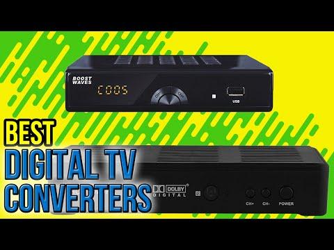 9 Best Digital TV Converters 2017