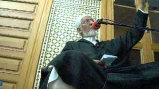 #x202b;لشيخ محمد العدناني المراكشي ادب المسجد#x202c;lrm;