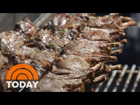 Churrasco Lamb Chops: How To Barbecue Like A Real Brazilian | TODAY