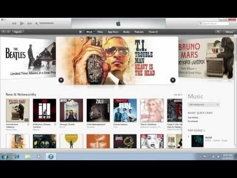 How to Find a Song in iTunes
