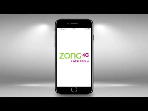 Zong - 3G to 4G device setting (for Iphone)