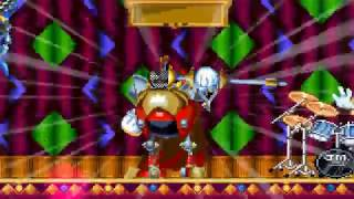 Hard Boiled Heavies Mega Show : Entry Sonic Oddshow Mania Collab