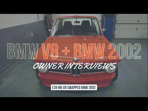 DREAM BUILD M5 V8 BMW 2002 - Short Film