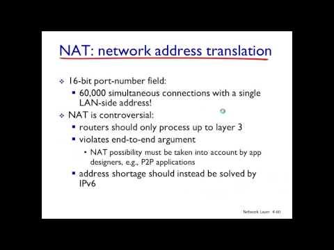 NAT, Forward port คืออะไร (อธิบาย)