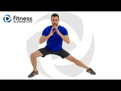 Bodyweight Only Strength and Endurance Challenge - Beginner or Advanced Lower Body Workout