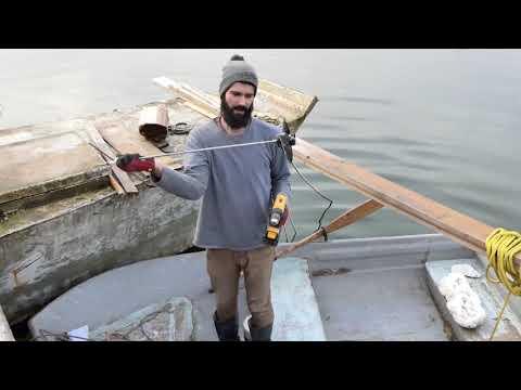 Electric Drill Boat Motor - Sink or Swim 30