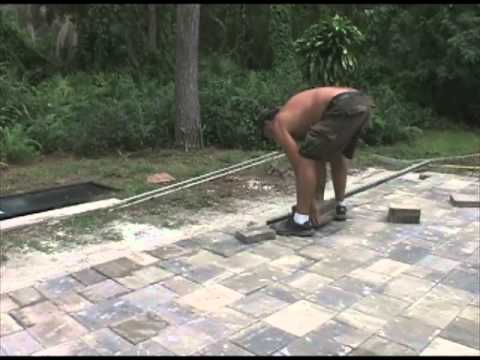 Paver Mac - Brick Paver Installation - Sarasota and Bradenton, Florida.
