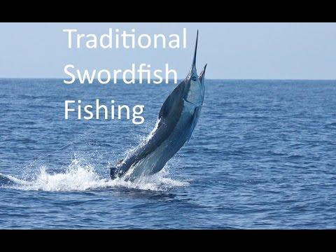 History of Swordfish fishing